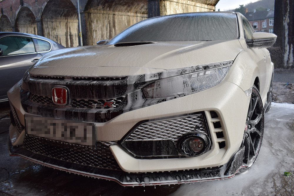 civic type r detailing autowerx