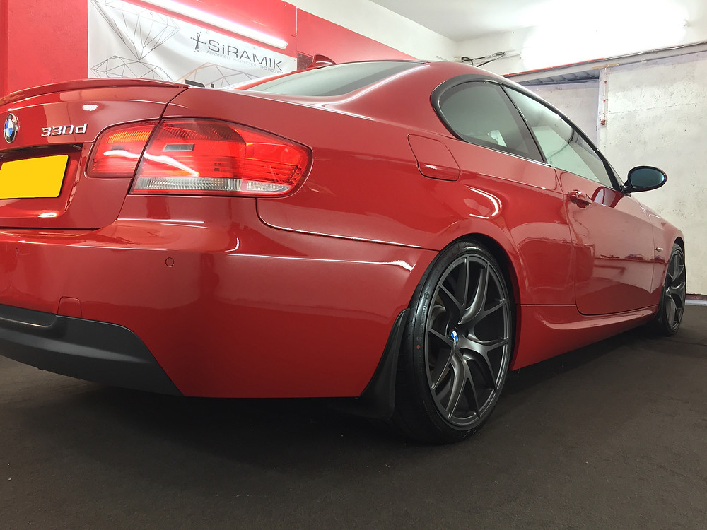 BMW 330D Full Detail