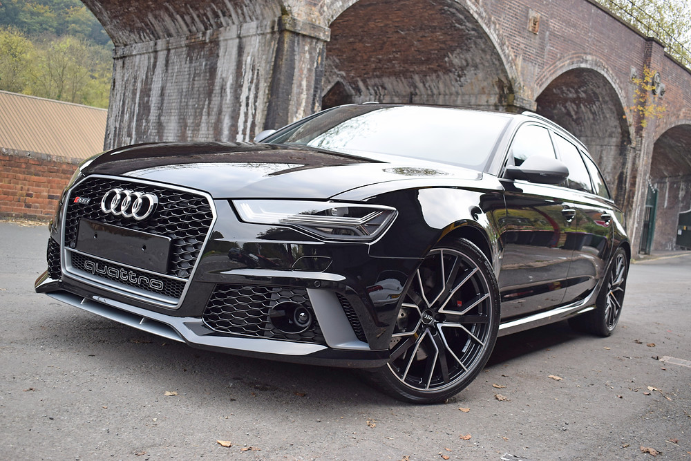 Audi RS6 Avant Competition Protection Detail