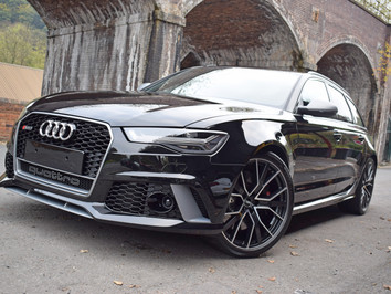 Audi RS6 Avant Performance - New Car Protection Detail