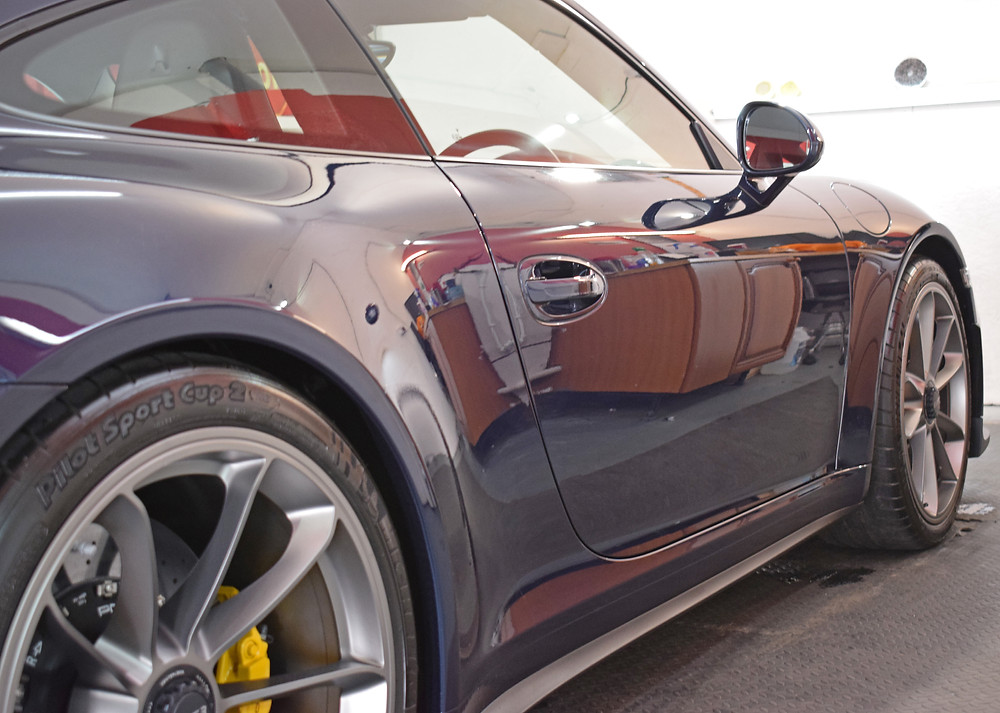 Car Paintwork Protection Telford Shropshire