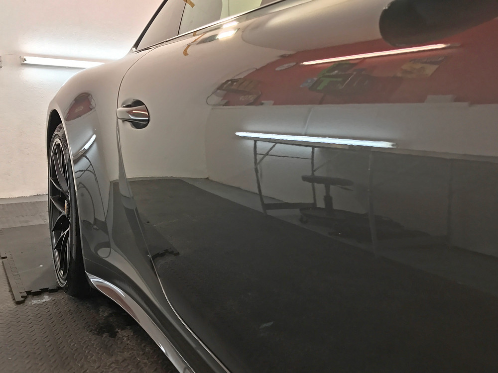 New Car Ceramic Coating Telford
