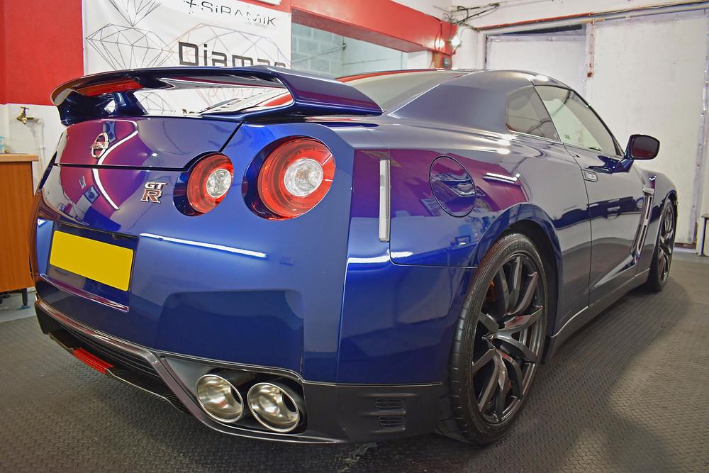 Car Detailer West Midlands Paint Protection Film