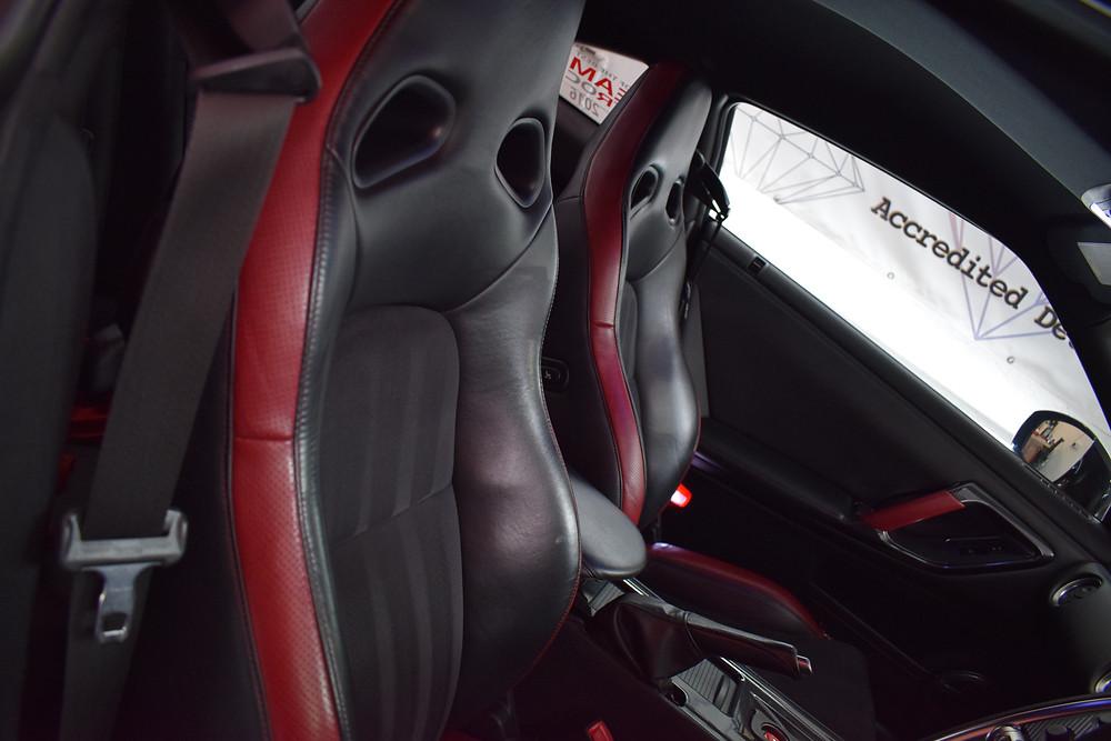 GTR interior detail