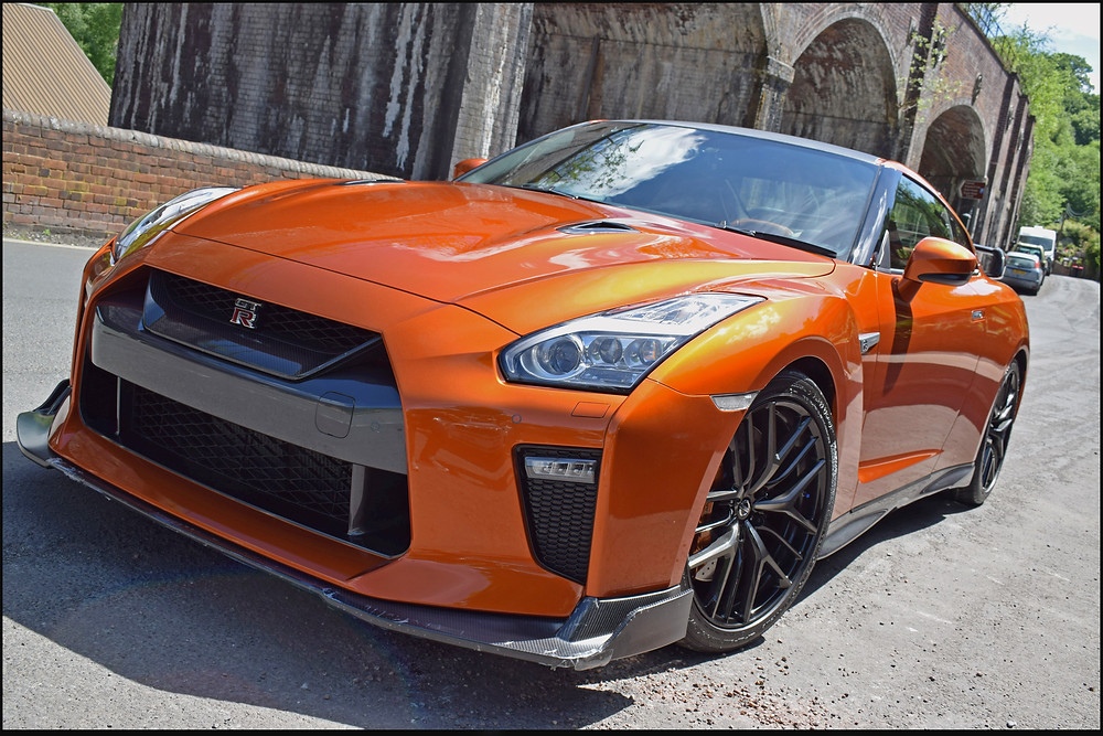 2017 Nissan GTR Stonechip Protection