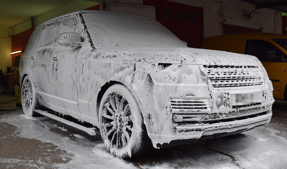 Range Rover Detail by AutoWerX Detailing