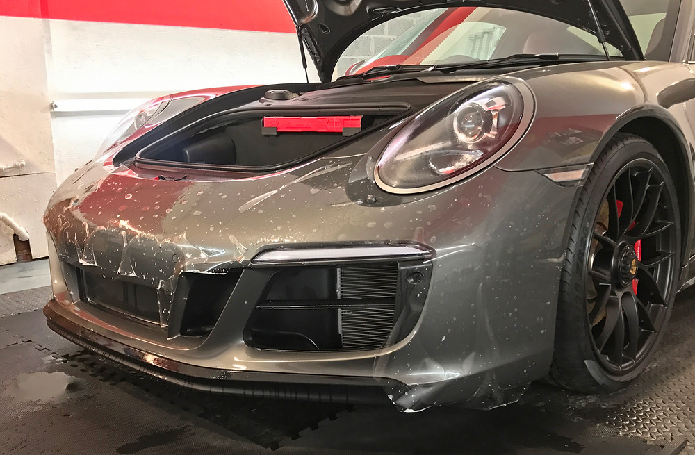 Porsche Protection Film Midlands