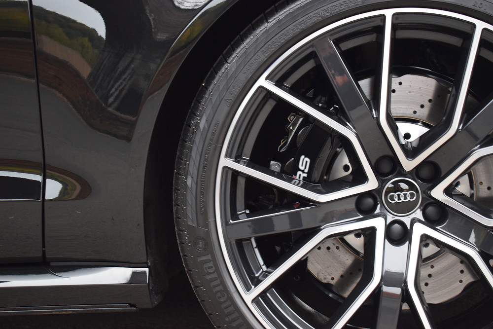 Audi RS6 Wheel Protection
