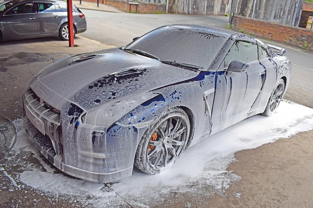 Nissan GTR Paint Protection Film