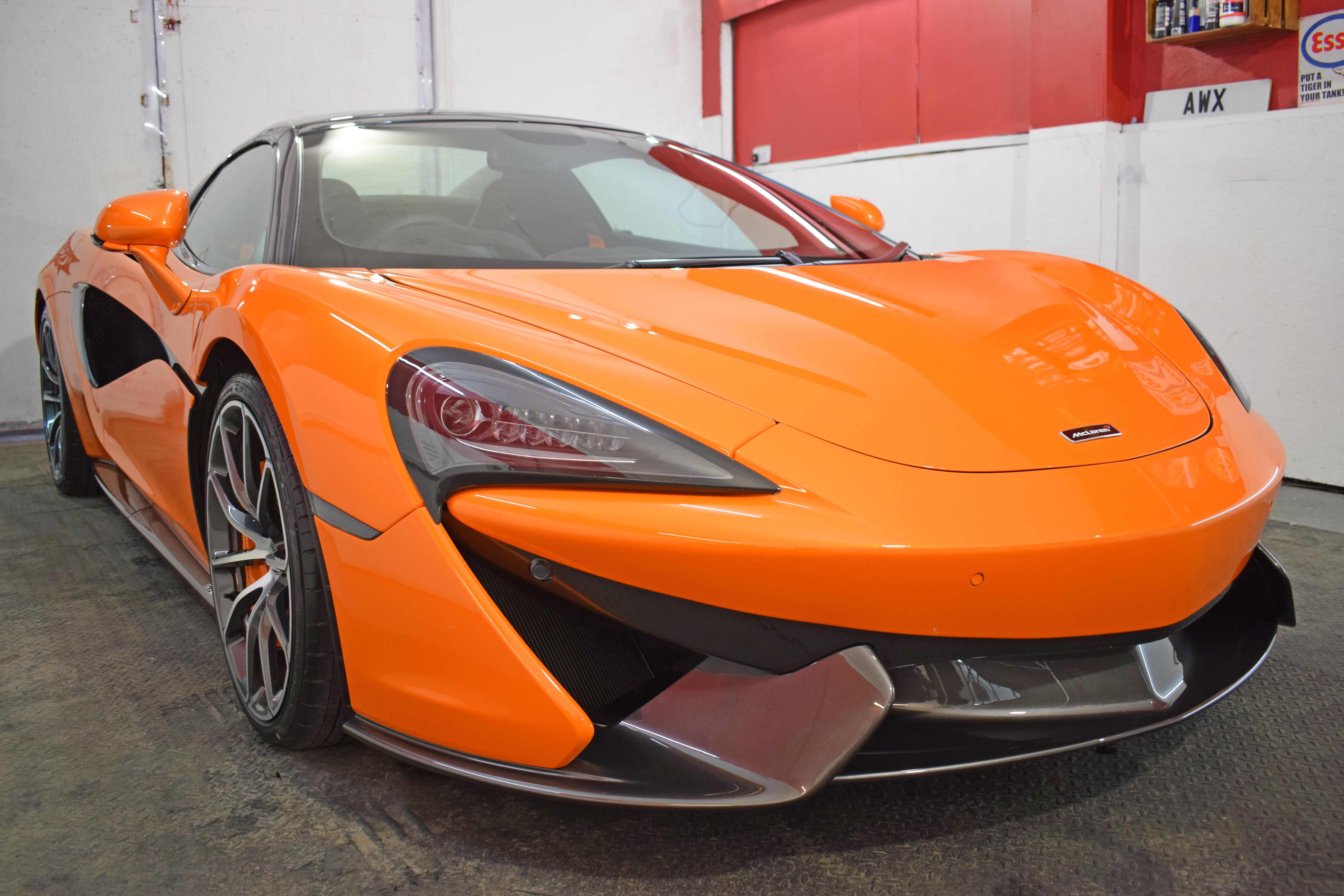 McLaren Paint Protection Film