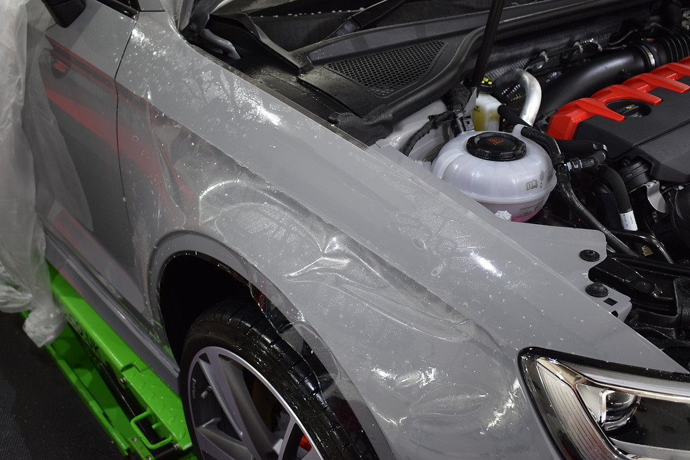 Shropshire Paint Protection Film AutoWerX