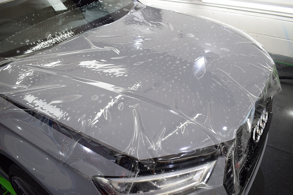 Audi RS3 Paint Protection Film