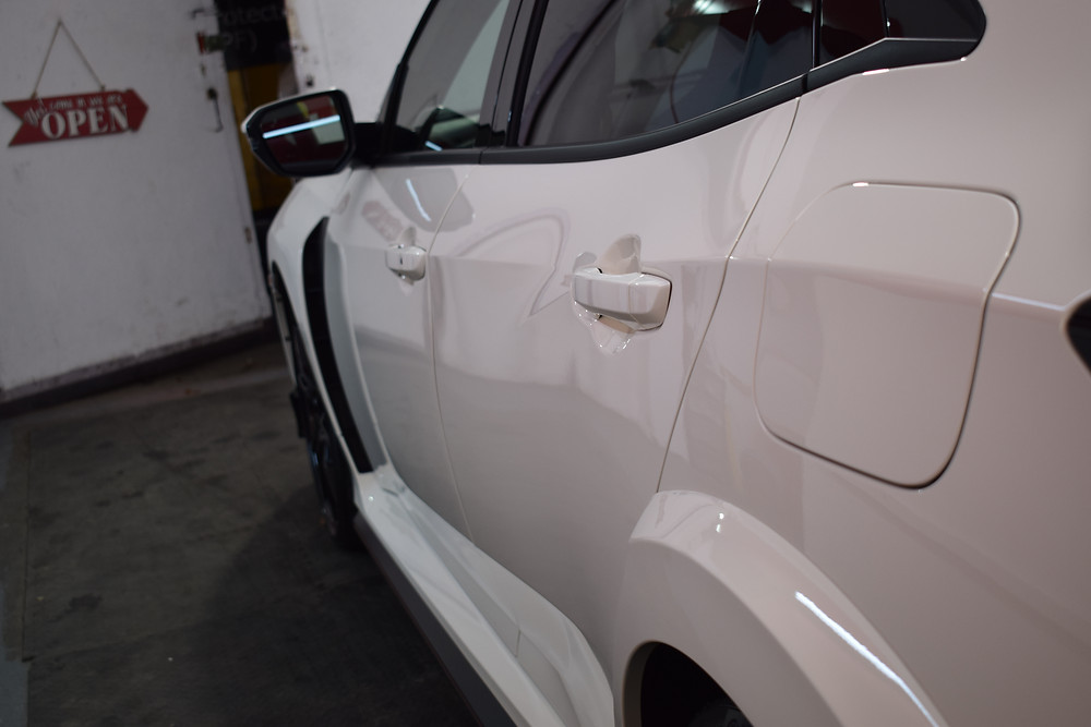 car detailer west midlands careamic coating autowerx