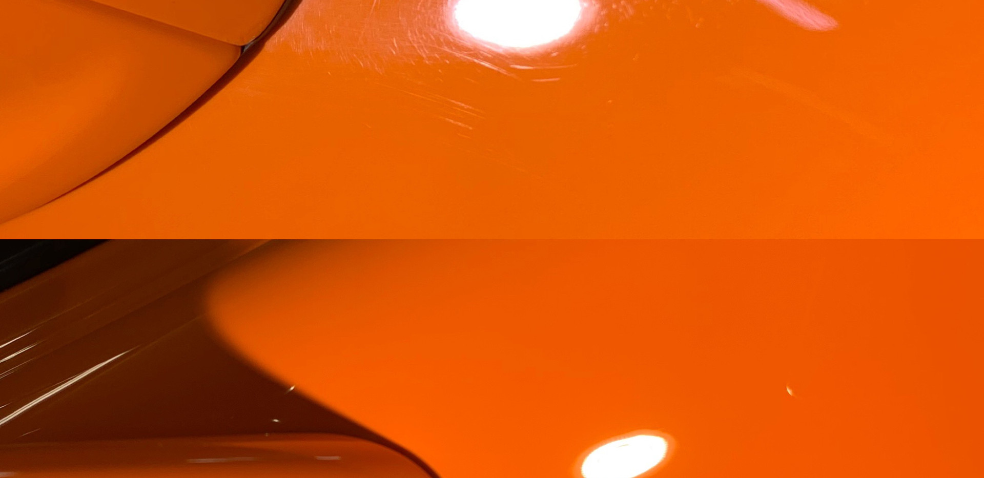 car detailing paint correction mclaren.J