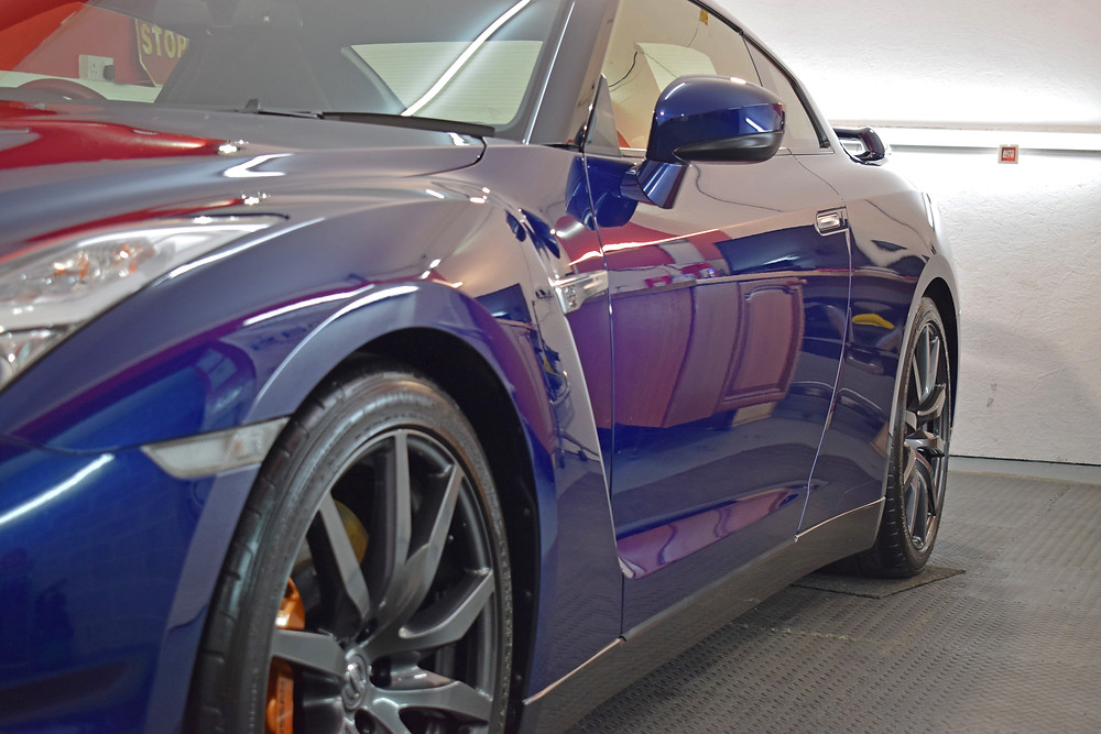 Car Paintwork Protection Telford
