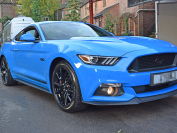 Car Detailer Telford | AutoWerX Detailing Telford | Mustang New Car Protection Detail