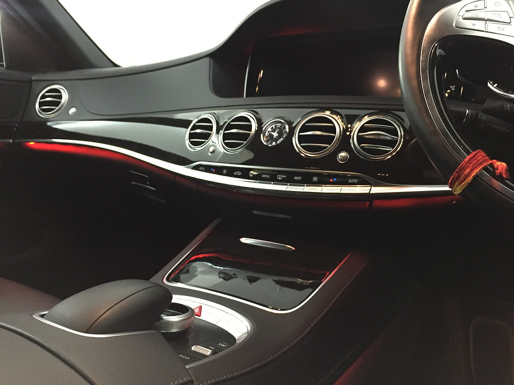 Mercedes S Class S350 - New Car Protection