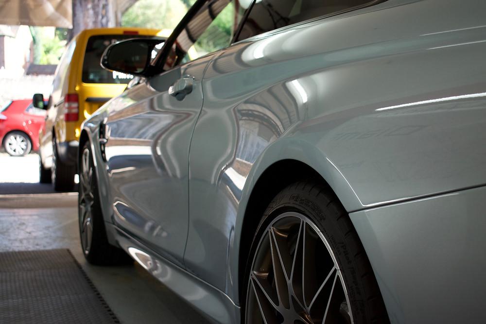 BMW M4 Protection Film