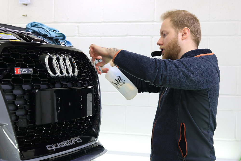 car detailer telford shropshire autowerx midlands
