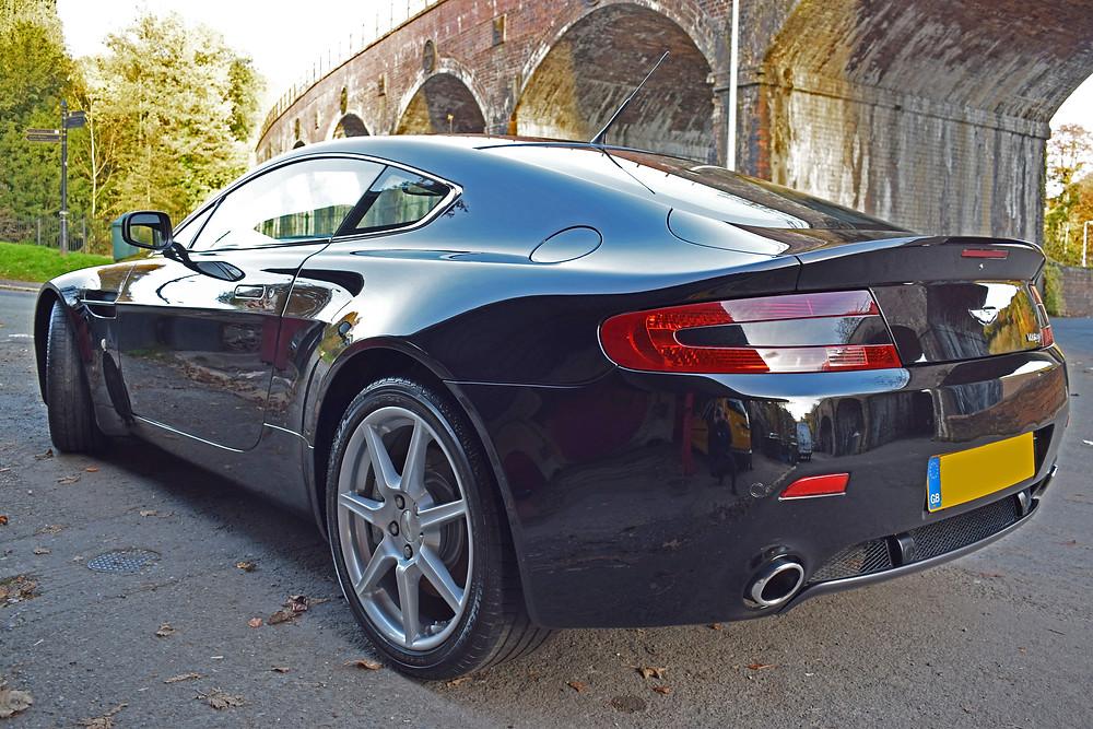 Aston Martin Detailer AutoWerX Detailing
