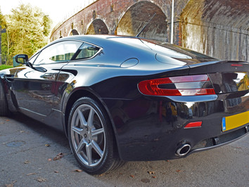 Aston Martin Detailing - Paint Correction Detail DB7 Vantage