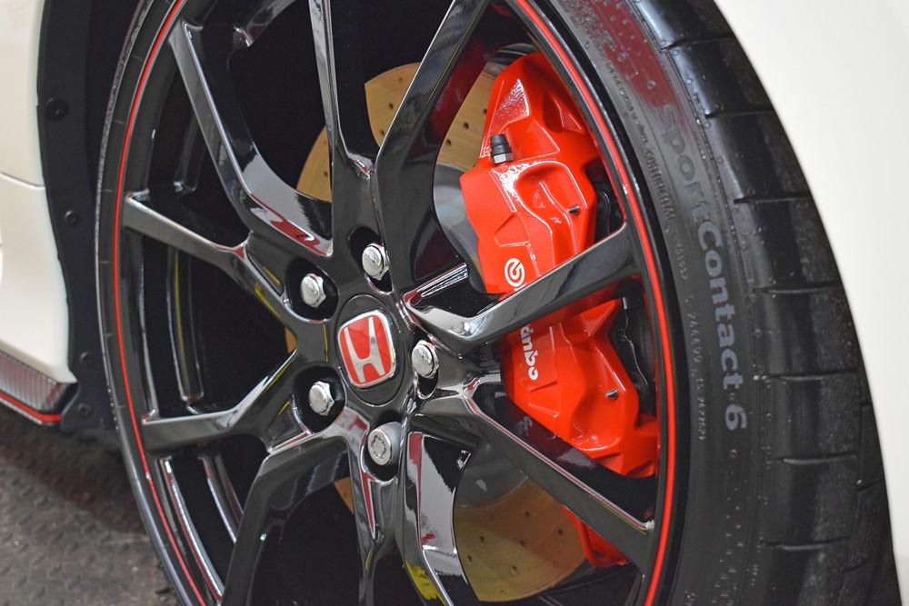 car ceramic coating telford shropshire
