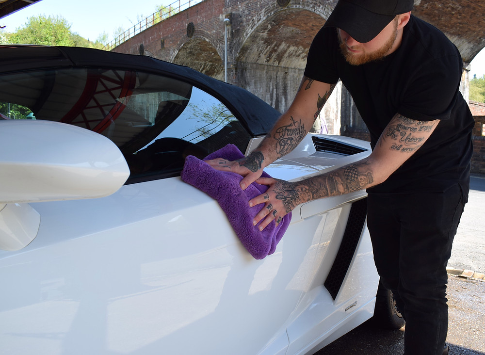 Car Detailing Staffordshire