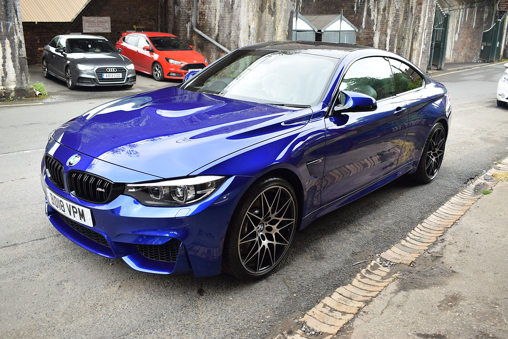 BMW M4 New Car Protection Detail by AutoWerX Detailing