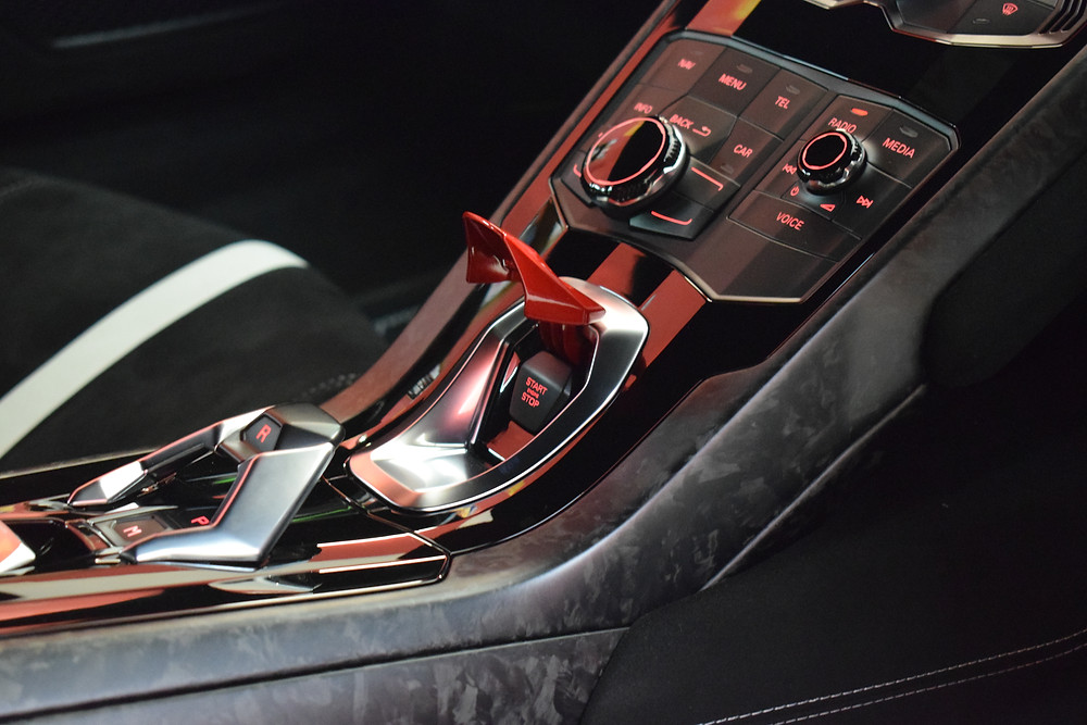 Lamborghini huracan performante interior autowerx detailing