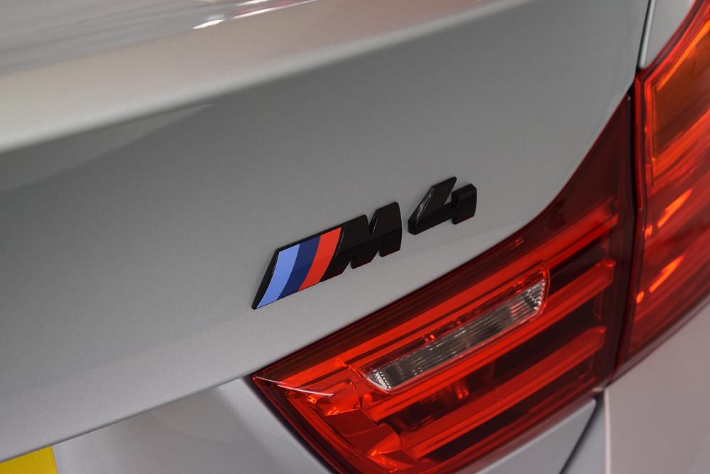 BMW M4 Full Detail
