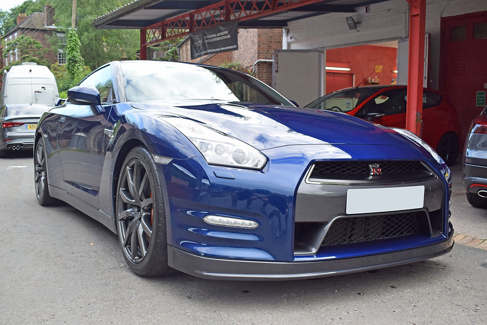 car detailing and paint protection film telford shropshire staffordshire