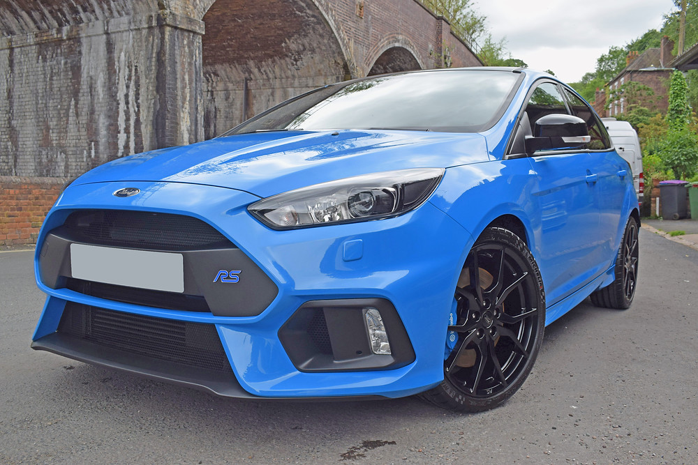 MK3 Focus RS New Car Protection