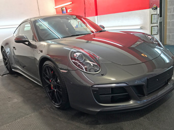Car Detailing Telford | Paint Protection Film Midlands - Porsche 911 GTS - New Car Detail