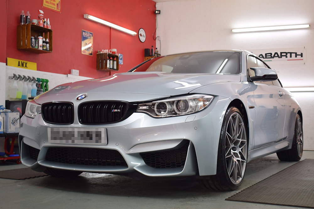 BMW M4 Paintwork Protection