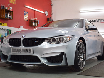 BMW M4 New Car Protection - AutoWerX Detailing