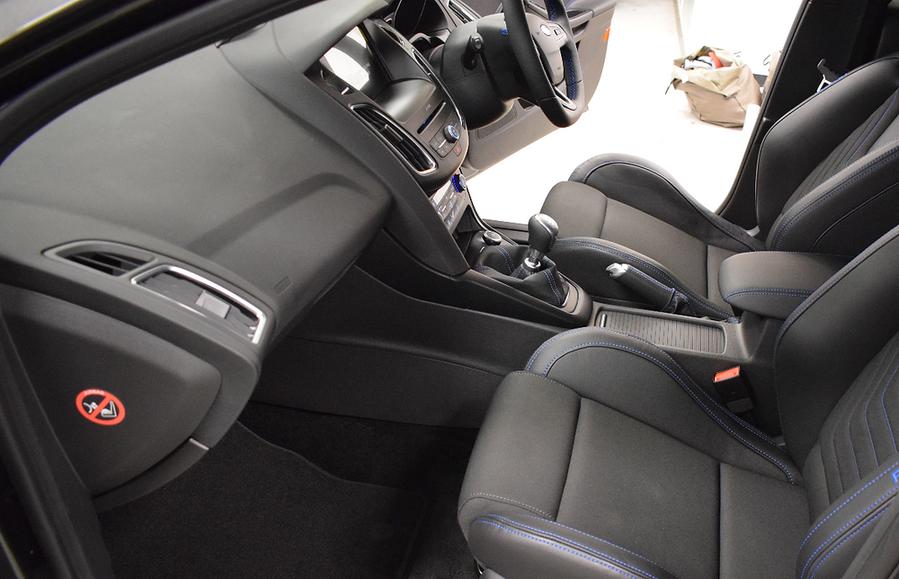 Focus RS Interior Protection