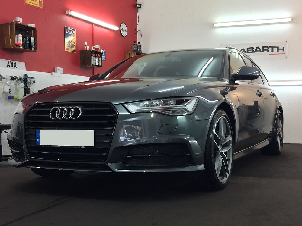 Audi A6 SiRamik Paint Protection