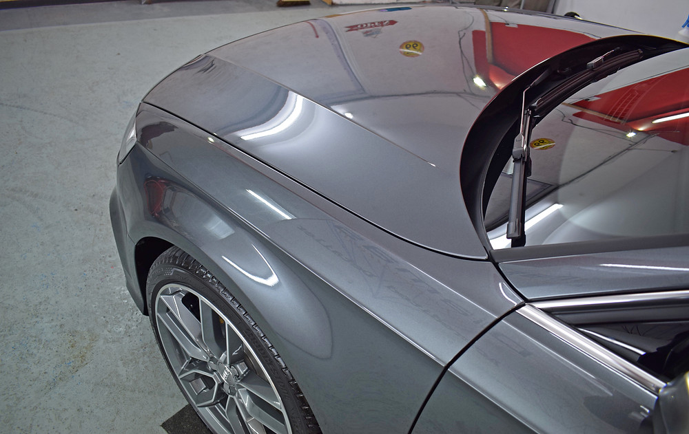 SiRamik Paint Protection
