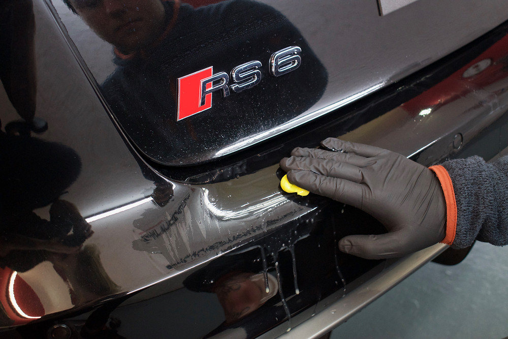 Audi RS6 New Car Preparation and Protection Detail