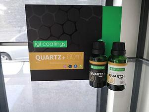 igl Coatings QuartzPlus AutoWerX Detailing