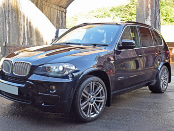 Paintwork Protection Film Shropshire | AutoWerX Detailing | BMW X5