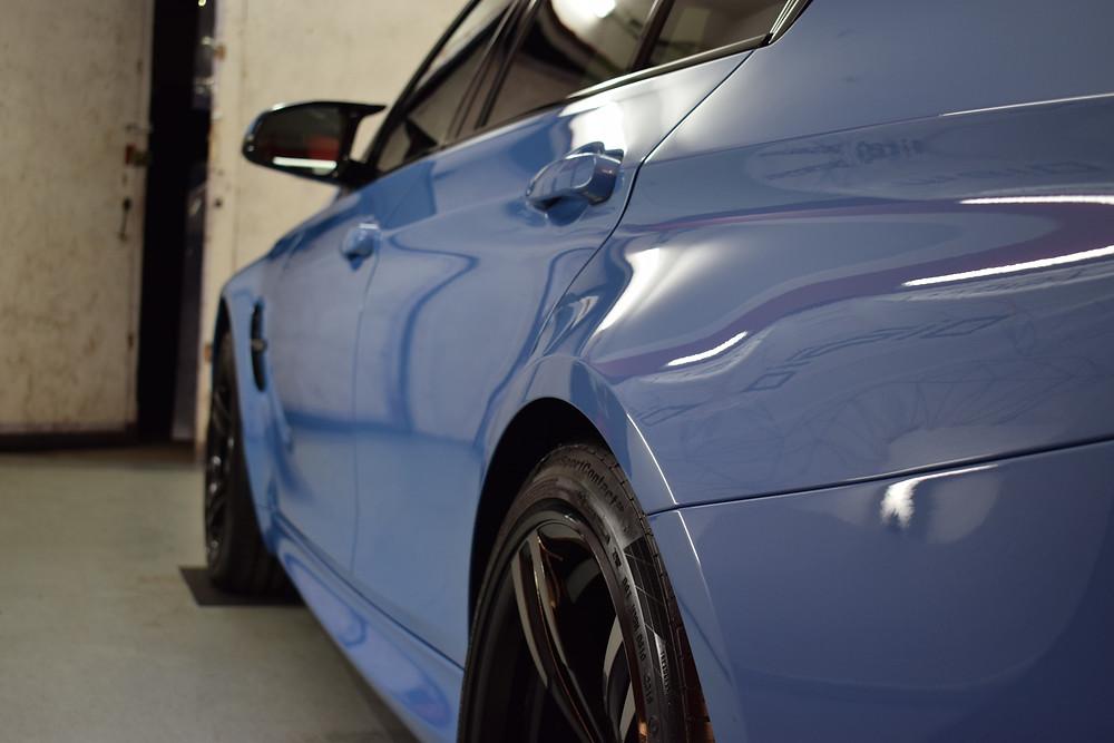 BMW M3 Detailing West Midlands