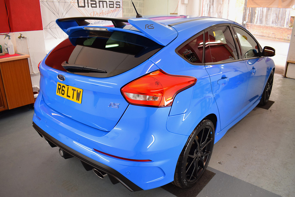 Mk3 Focus RS Paint Protection