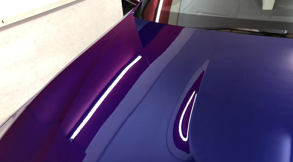 scratch removal by autowerx detailing telford