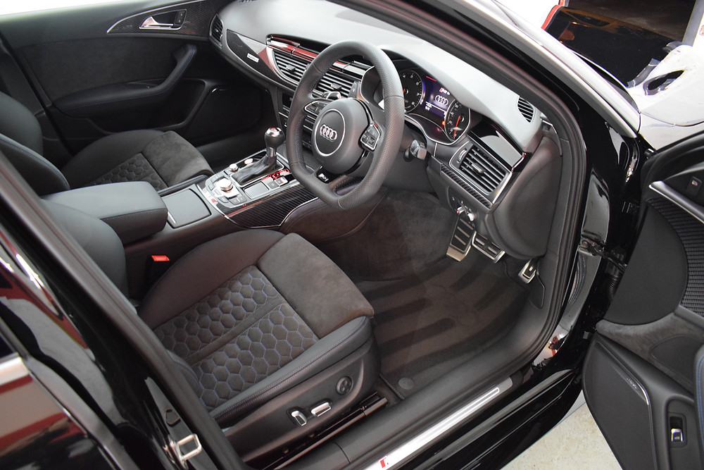 Audi RS6 Competition Interior Protection