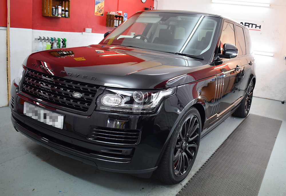Range Rover Paint Protection Detail