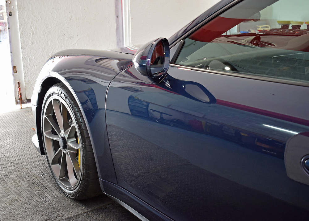 911 GT3 Paintwork Protection