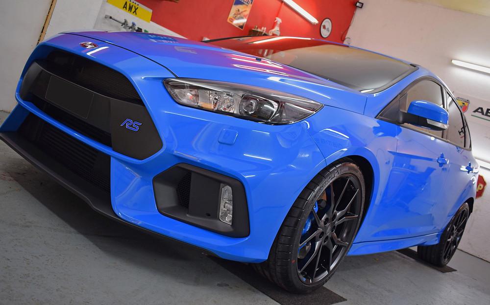 Focus RS Paint Protection Detail