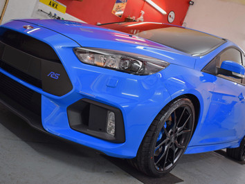 Ford Focus RS Mk3 | New Car Preparation and Protection