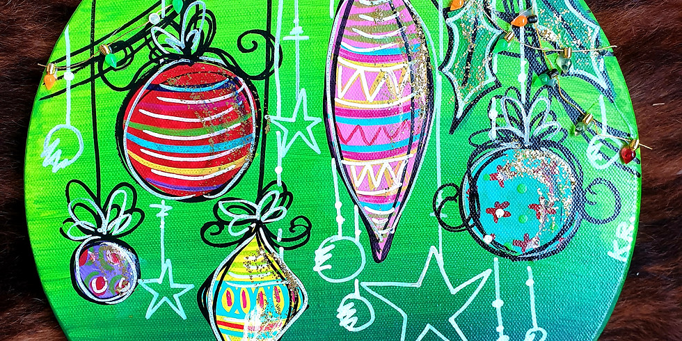 Christmas Baubles- Kids & Adults